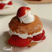 Strawberry Shortcake (Gluten-free & Dairy-free)