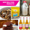 6 New Real Food Products