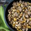 Pork Sausage and Potato Hash