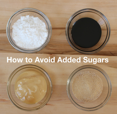 Sugar Woes and Avoiding Added Sugar
