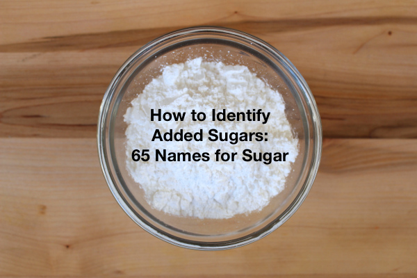 Avoiding Added Sugars