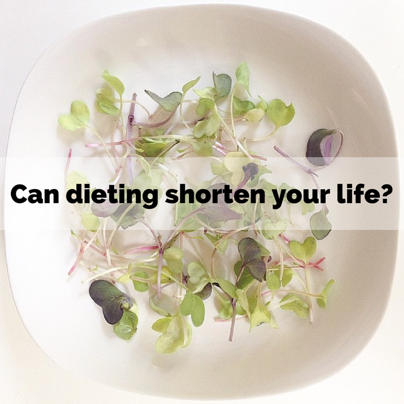 Can Dieting Shorten Your Life?