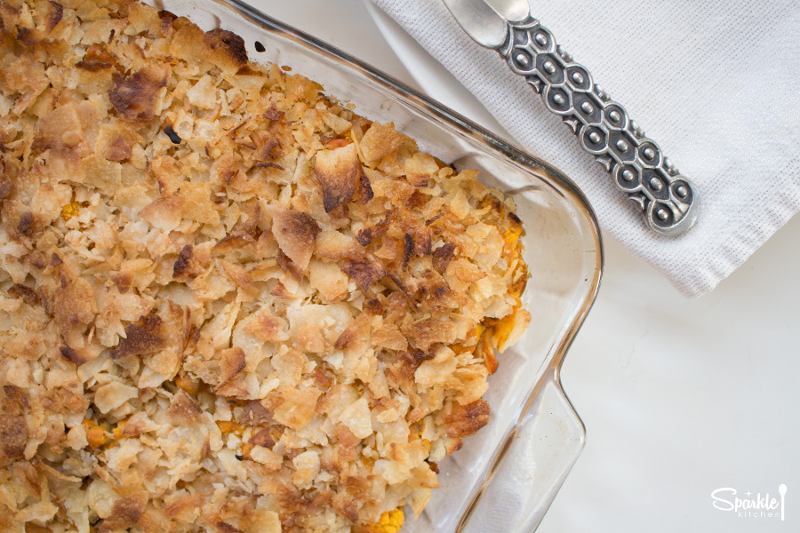 Roasted Cauliflower Gratin - Dairy-Free/Paleo/Vegan