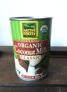 Homemade Coconut Milk Yogurt