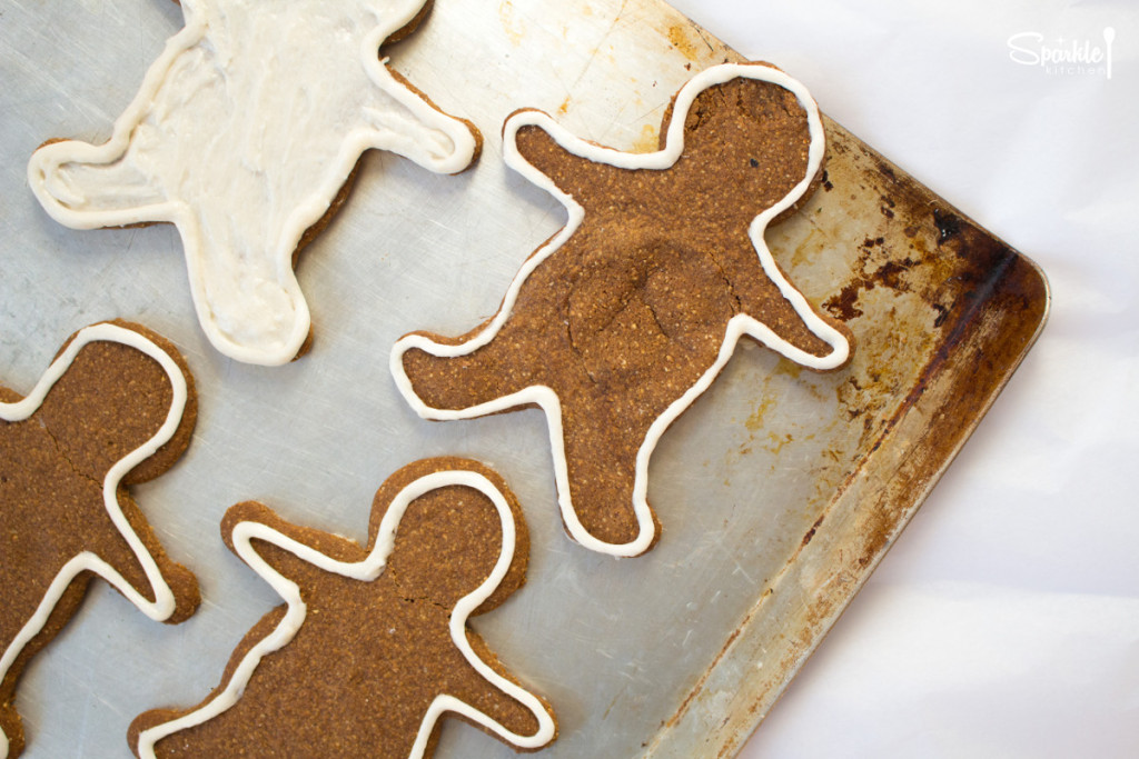 Paleo Gingerbread Cookie CutoutsPaleo Gingerbread Cookie Cutouts