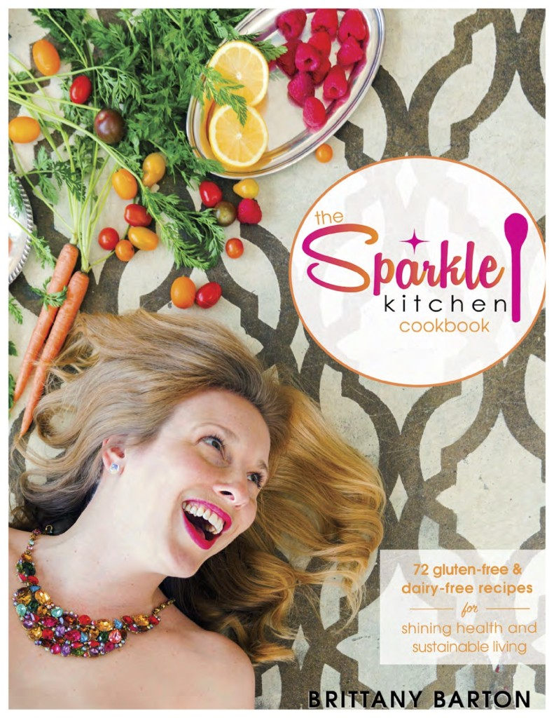 The Sparkle Kitchen Cookbook